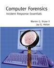Warren G. Kruse II and Jay G. Heiser. Computer Forensics: Incident Response Essentials.