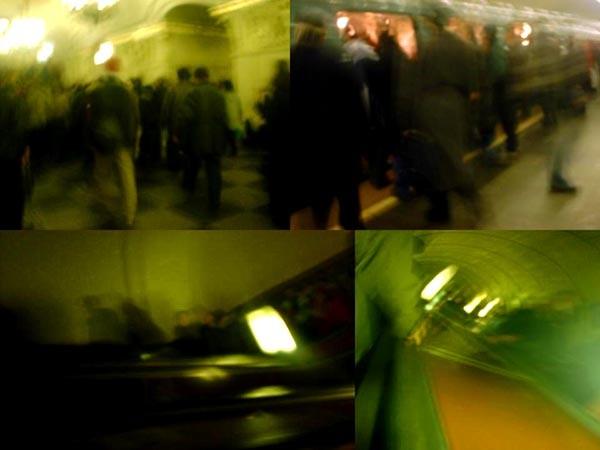 Figure 4: Experiencing the cityscape phenomenologically