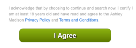 Accepting terms and conditions