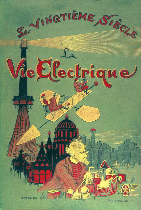 La vie electrique cover
