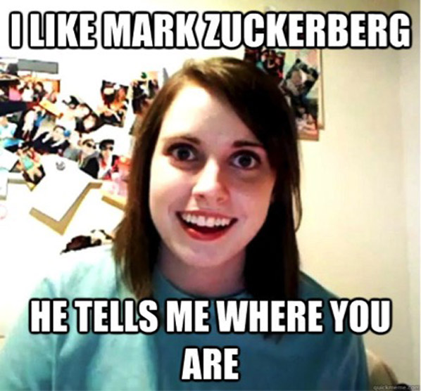 Instance of Overly Attached Girlfriend