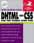 Jason Cranford Teague. DHTML and CSS For The World Wide Web.